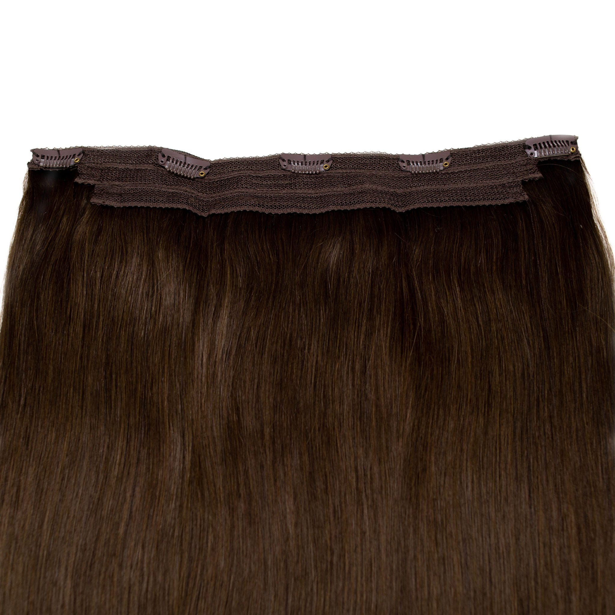 Edwards And Co. Extentions - Espresso in 1 piece