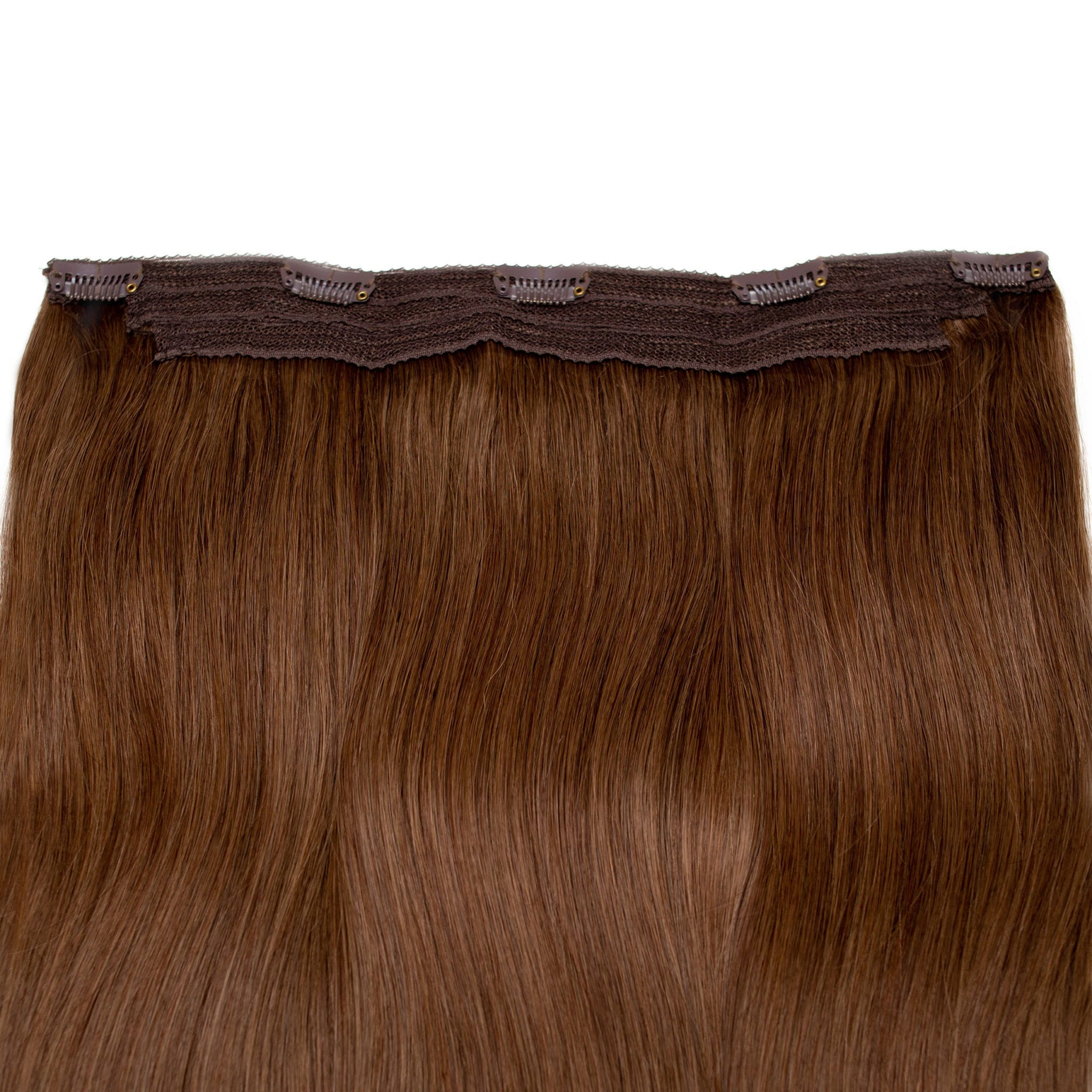 Edwards And Co. Extentions - Mocha in 1 piece